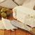 recheado · verde · azeitonas · tigela · vermelho · pimenta - foto stock © msphotographic