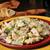 pollo · risotto · funghi · asparagi · alimentare - foto d'archivio © msphotographic