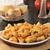 tortellini · pomodoro · pesto · formaggio · cena - foto d'archivio © msphotographic