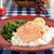 лосося · гриль · стейк · овощей · кукурузы · спаржа - Сток-фото © msphotographic