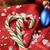 dulces · rojo · colorido · espacio · de · la · copia · vintage · Navidad - foto stock © msphotographic