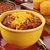 chili con carne with cornbread muffins stock photo © msphotographic