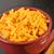 maccheroni · formaggio · pollo · funghi · alimentare · foglia - foto d'archivio © msphotographic