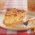 camarão · alho-porro · segurelha · torta · queijo · vermelho - foto stock © msphotographic
