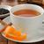 orange spice black tea stock photo © msphotographic