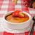 creme · vermelho · groselha · de · restaurante · café - foto stock © msphotographic