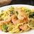 shrimp linguini stock photo © msphotographic
