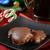 karamell · dió · közelkép · étel · édesség - stock fotó © msphotographic