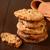 cioccolato · chip · cookies · tovagliolo - foto d'archivio © msphotographic
