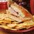 turkey cheese sandwich stock photo © msphotographic