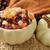 secas · manga · branco · comida · espaço · doce - foto stock © msphotographic