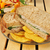 sandviç · ananas · sıcak · taze · Hawaii · tost - stok fotoğraf © msphotographic
