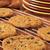 chocolade · chip · cookies · koeling · rack · vers - stockfoto © msphotographic