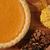 dankzegging · pompoen · taart · plakje · slagroom · bruin - stockfoto © msphotographic