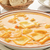 seafood bisque with lobster ravioli stock photo © msphotographic