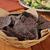 maïs · tortilla · puces · panier · organique · bleu - photo stock © MSPhotographic