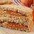 burro · di · arachidi · gelatina · sandwich · lampone · jam · rosolare - foto d'archivio © msphotographic