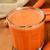 glas · geïsoleerd · witte · oranje · dranken - stockfoto © msphotographic