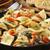 lagosta · macarrão · cozinha · francesa · comida · vermelho · cozinhar - foto stock © msphotographic