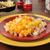 сыра · ветчиной · жареный · картофель · продовольствие · растительное - Сток-фото © msphotographic