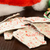 hortelã-pimenta · casca · prato · doce · natal · decorações - foto stock © msphotographic