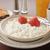 requesón · brindis · rebanadas · frescos · crema · queso - foto stock © msphotographic