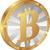 gouden · bitcoin · digitale · valuta · munten · geïsoleerd - stockfoto © mtmmarek