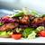 поджаренный · трехслойный · бутерброд · фри · продовольствие · клуба · сыра - Сток-фото © mtoome