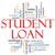 student loan word cloud concept stock photo © mybaitshop