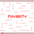 poverty word cloud concept on a whiteboard stock photo © mybaitshop