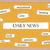 daily news corkboard word concept stock photo © mybaitshop