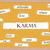 karma · szófelhő · nagyszerű · egyensúly · jóga · szellem - stock fotó © mybaitshop