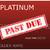 platina · hitelkártya · kártya · világtérkép · színek · áll - stock fotó © mybaitshop