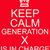 keep calm generation x is in charge red sign stock photo © mybaitshop