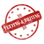 red weathered no texting and driving stamp circle and stars stock photo © mybaitshop