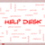 help · desk · word · cloud · clienti - foto d'archivio © mybaitshop