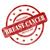 красный · выветрившийся · рак · предотвращение · штампа · круга - Сток-фото © mybaitshop