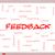 feedback word cloud concept on a whiteboard stock photo © mybaitshop