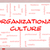 organizational culture word cloud concept on a whiteboard stock photo © mybaitshop