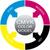 cmyk color model word circles concept stock photo © mybaitshop