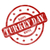 red weathered happy turkey day stamp circles and stars stock photo © mybaitshop