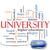 大学 · 言葉の雲 · 研究 · 学生 - ストックフォト © mybaitshop
