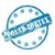 kék · viharvert · sarki · örvény · bélyeg · körök - stock fotó © mybaitshop