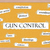 gun control corkboard word concept stock photo © mybaitshop