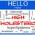 hello i have high cholesterol word cloud stock photo © mybaitshop