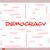 demokrácia · szótár · meghatározás · szó · papír · információ - stock fotó © mybaitshop