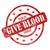 rosso · intemperie · dare · sangue · oggi · timbro - foto d'archivio © mybaitshop