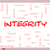 integrity word cloud concept on a whiteboard stock photo © mybaitshop