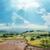 ホット · 太陽 · 干ばつ · 地球 · 空 · 風景 - ストックフォト © mycola