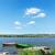 mały · łodzi · pusty · molo · jezioro - zdjęcia stock © mycola
